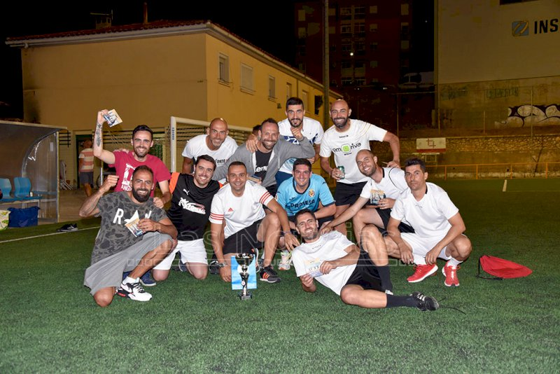Gym Vitae se impone en el Trofeo San Julián de Fútbol 7