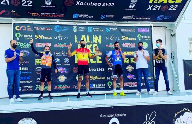 Nacho Caniego se cuelga el bronce en el Campeonato de España de Maratón