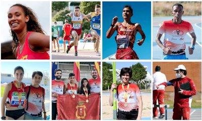 Cierre a una temporada histórica para el atletismo