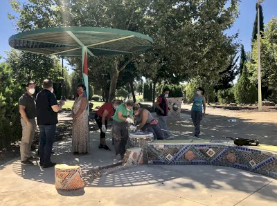 El Ayuntamiento Cuenca inicia la recuperación de la Plaza Taiyo