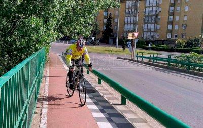 Luz verde a la contratación de las obras de dos nuevos carriles bici en Cuenca