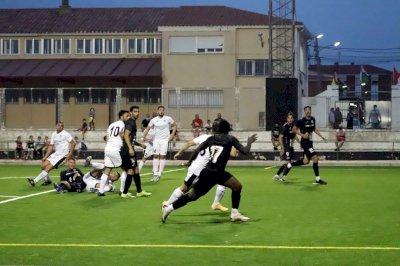 Empate en el debut de pretemporada para Conquense y Campillo (1-1)