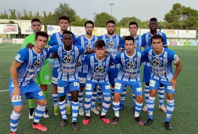 Un postrero gol decanta el partido entre Torrejón y Tarancón