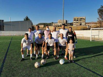 El Torneo de Ferias de Fútbol 7 arrancó con sus primeros partidos