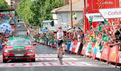 Tarancón se prepara  para asumir la salida de la 5ª etapa de La Vuelta