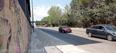 El carril bici supondrá la pérdida de 30 aparcamientos en Avenida de los Alfares