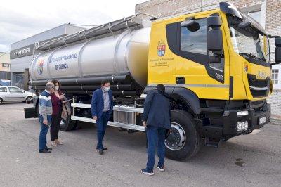 La Diputación de Cuenca ha repartido este verano menos agua en los pueblos