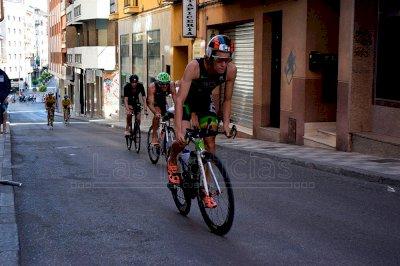 El Triatlón Ciudad de Cuenca condicionará el tráfico de la ciudad en la tarde del sábado