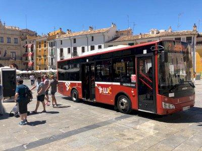 Cambio en las lanzaderas al Casco con motivo del Triatlón Ciudad de Cuenca