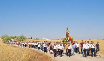 Las fiestas de La Almarcha se extenderán durante una semana