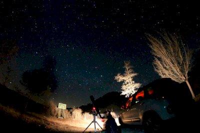 El Verano Astronómico espera alcanzar los 700 visitantes