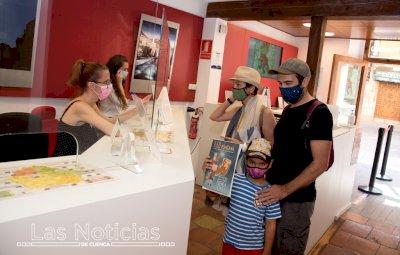 Cuenca  registra en la primera quincena de agosto un 50% más de visitantes que en 2020