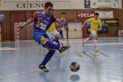 El F.S. VivoCuenca disputará su primer test de pretemporada en Casas de Benítez