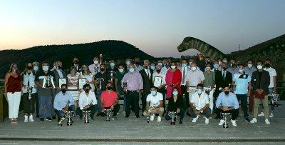 Homenajes y reconocimientos al fútbol conquense en la gala FFCM