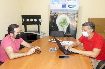 CEOE CEPYME Cuenca ayuda a los participantes de UFIL a realizar sus estudios de mercado