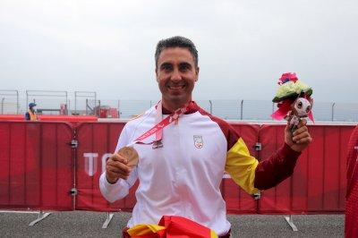 Bronce para García-Marquina en los Juegos Paralímpicos de Tokio