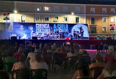 Cuenca Cultura a Cielo Abierto retoma la actividad tras la Feria de San Julián
