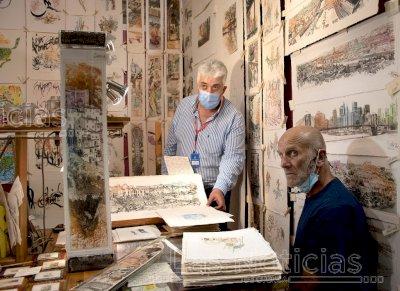 Más de 12.200 personas pasaron por la XXXIV Feria de Artesanía de Cuenca