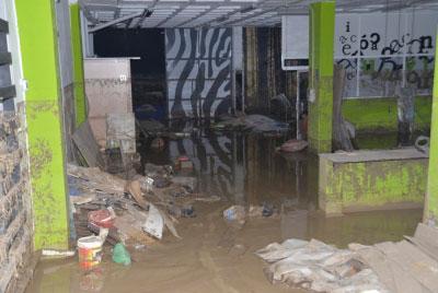 El Ayuntamiento realizará actuaciones de urgencia en los polígonos para evitar nuevas inundaciones