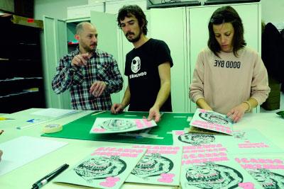 Lamosa vuelve a abrir sus puertas al arte emergente