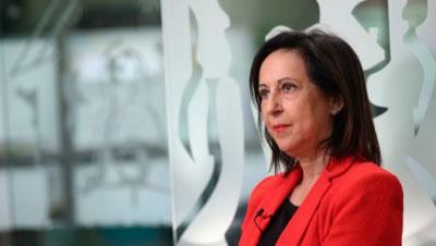 La ministra de Defensa asiste este domingo en Uclés al homenaje a la bandera