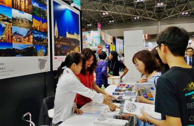 Cuenca logra posicionarse en la Feria Internacional de turismo de Tokio como atractivo turístico