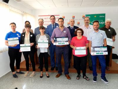 Entregados los galardones de los I Premios Red Piemsa a Emprendedores Sostenibles 2018