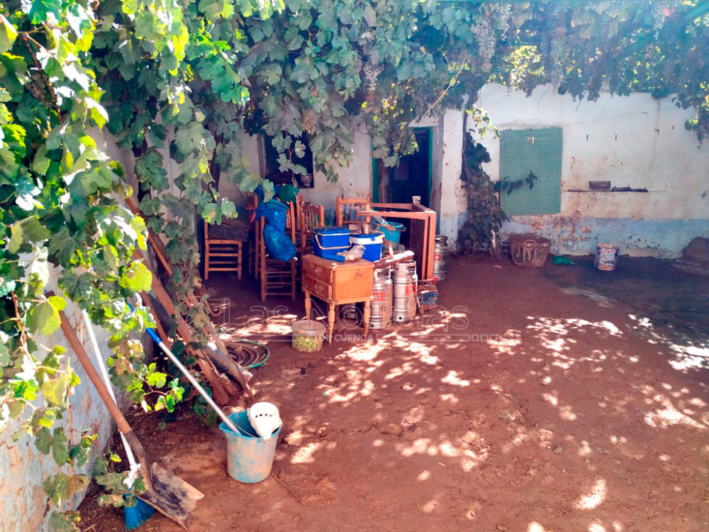 Vecinos de El Picazo recaudan fondos para los damnificados por la tromba de agua