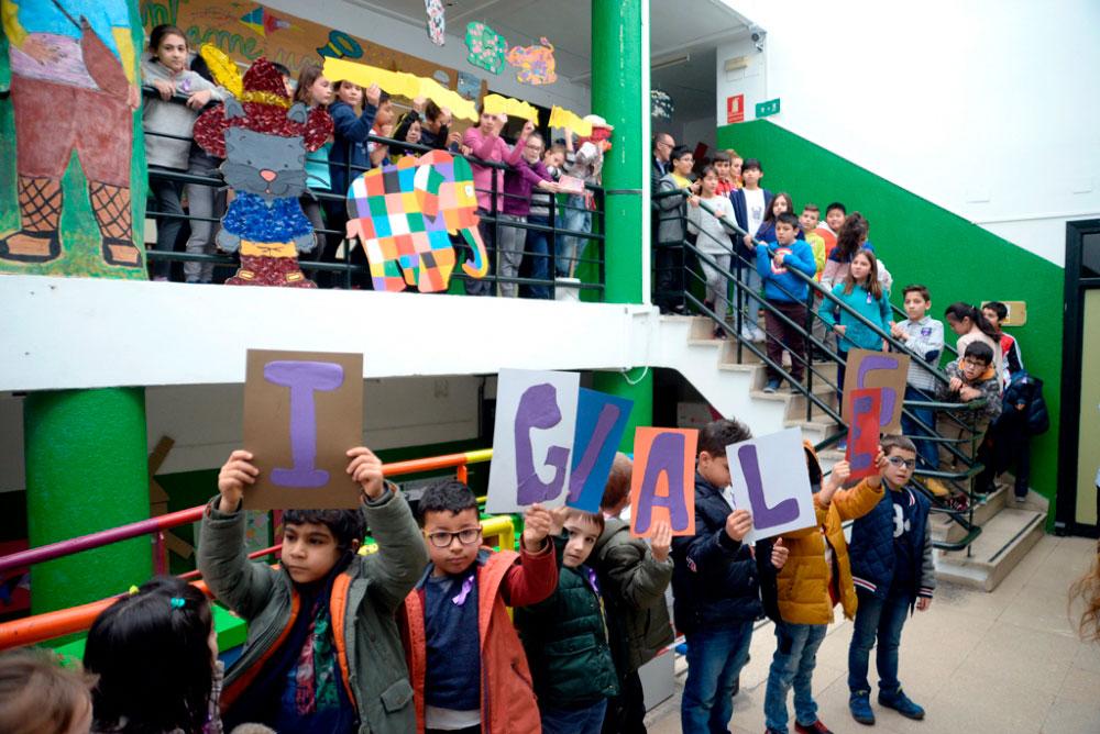 El CEIP 'Federico Muelas' se incorpora a la Red de Comunidades de Aprendizaje