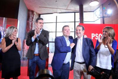 """García-Page respalda que Sánchez no quiera formar """"un Gobierno a cualquier precio"""""""