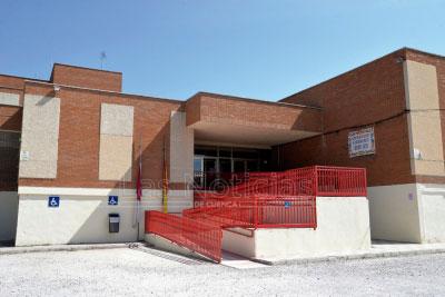 Suspendida la actividad en el colegio Infanta Elena por los efectos de la tormenta