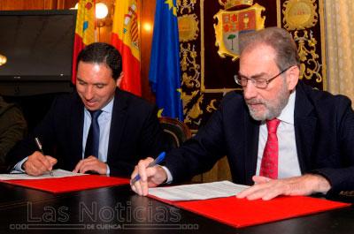 Diputación aporta 27.000 euros para el centro residencial de Cáritas