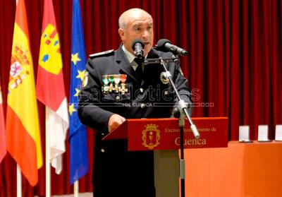El jefe de la Policía Local se jubila tras más de 30 años en el cargo