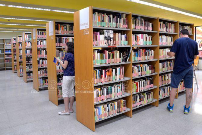 Las bibliotecas públicas de la Junta amplian su horario desde este lunes