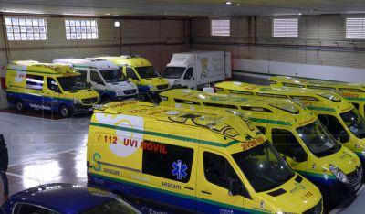 Aplazada la huelga del transporte sanitario en C-LM, salvo en Cuenca, durante 21 días