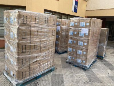 Enviados más de 3.200 elementos de protección a El Provencio a lo largo de la crisis sanitaria