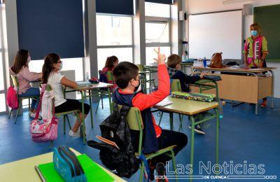 El curso arranca en la provincia de Cuenca con 33.860 alumnos y 3.119 docentes, 209 más