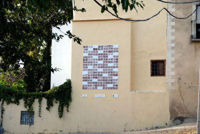 Albalate de las Nogueras ya tiene su mural por la igualdad