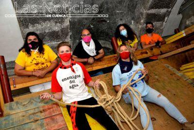 Nostalgia y responsabilidad marcan las no fiestas de San Mateo en Cuenca