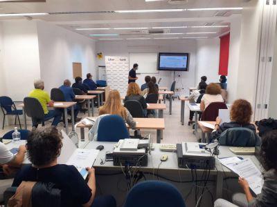Más de 20 empresarias participaron en la jornada sobre ciberseguridad organizada por la patronal