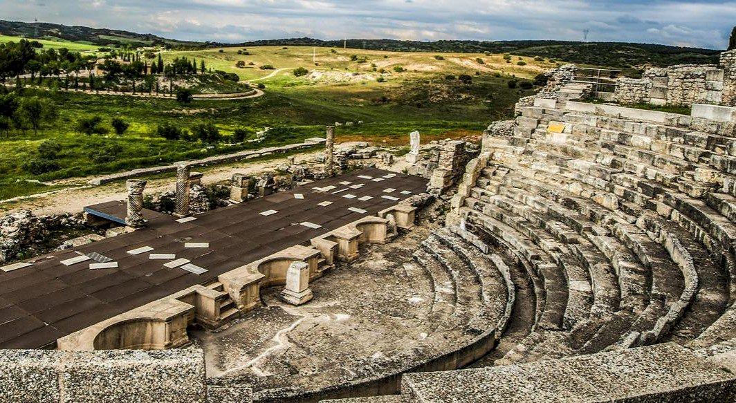 'Segóbriga Victrix' llenará de música la ciudad romana durante el mes de septiembre
