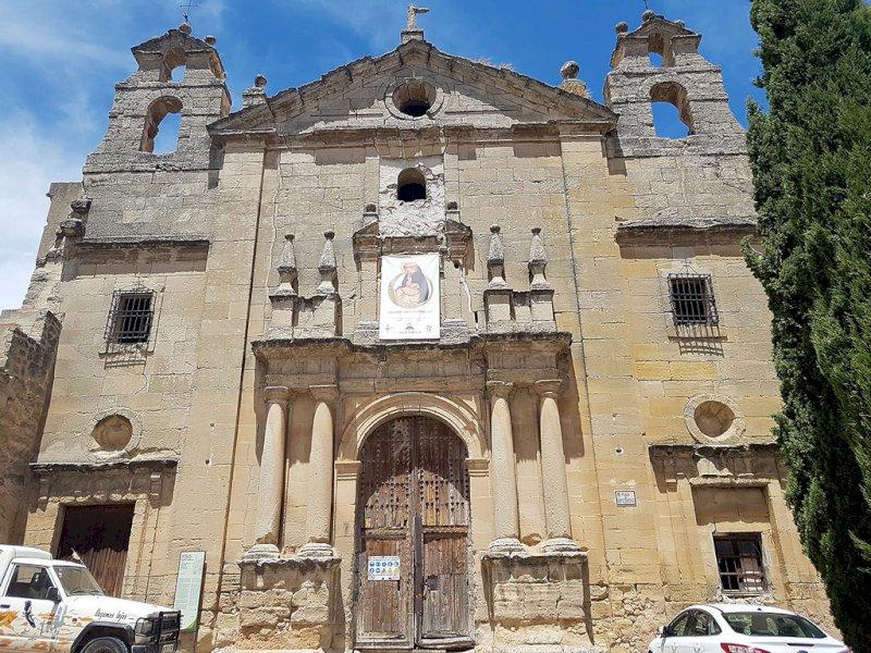 Convento de los Dominicos en Huete