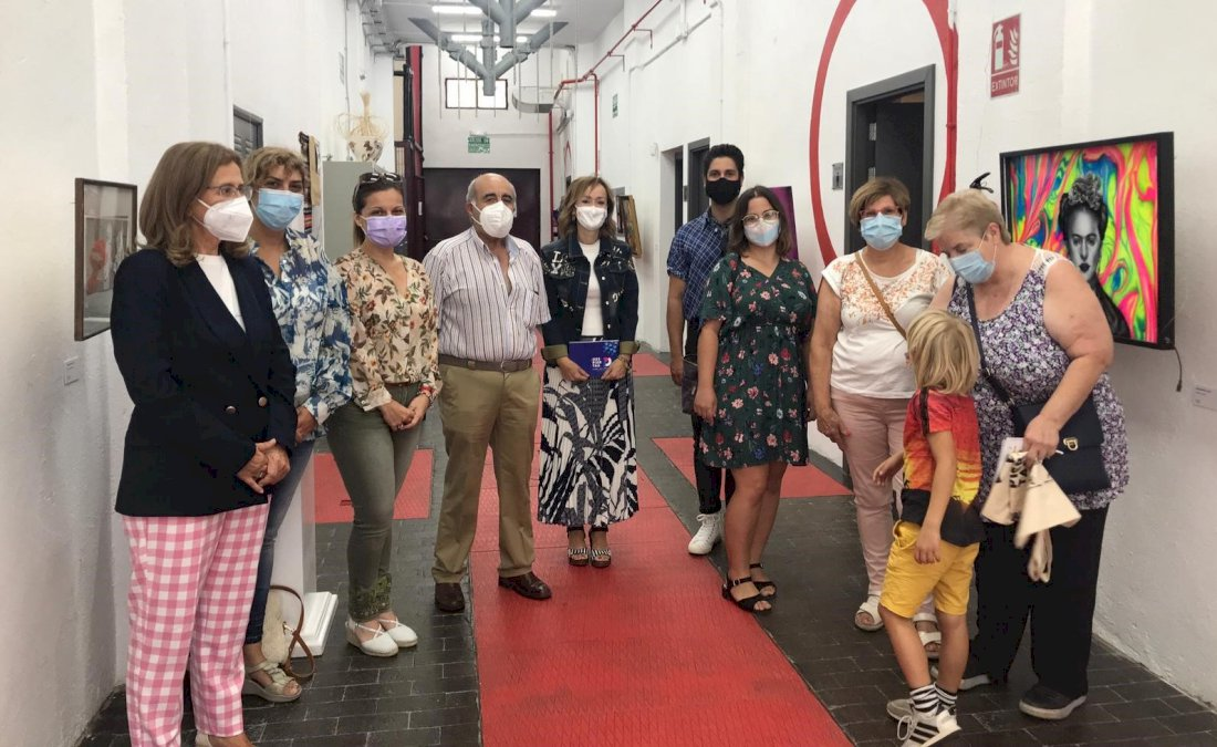 La exposición 'Despiertas. Mujeres, Arte e Identidad´ llega a Chillarón
