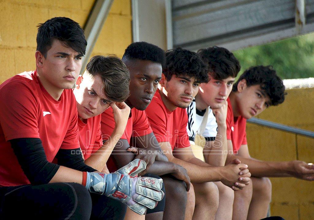 Comienza el idilio del Conquense en la élite del fútbol juvenil
