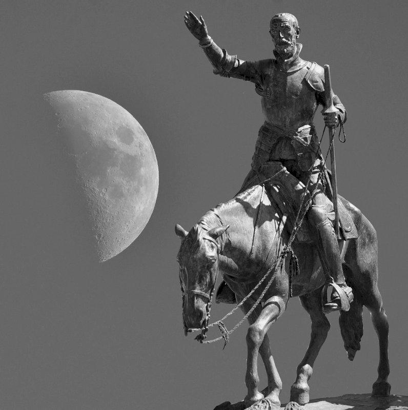 Don Quijote Foto: André SAAD en Pixabay