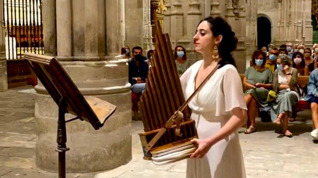 El órgano de Anaya, invitado de honor en 'Música en la Catedral'