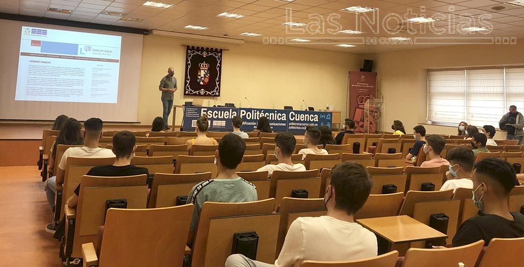 La UCLM arranca el curso académico con un 90% de presencialidad