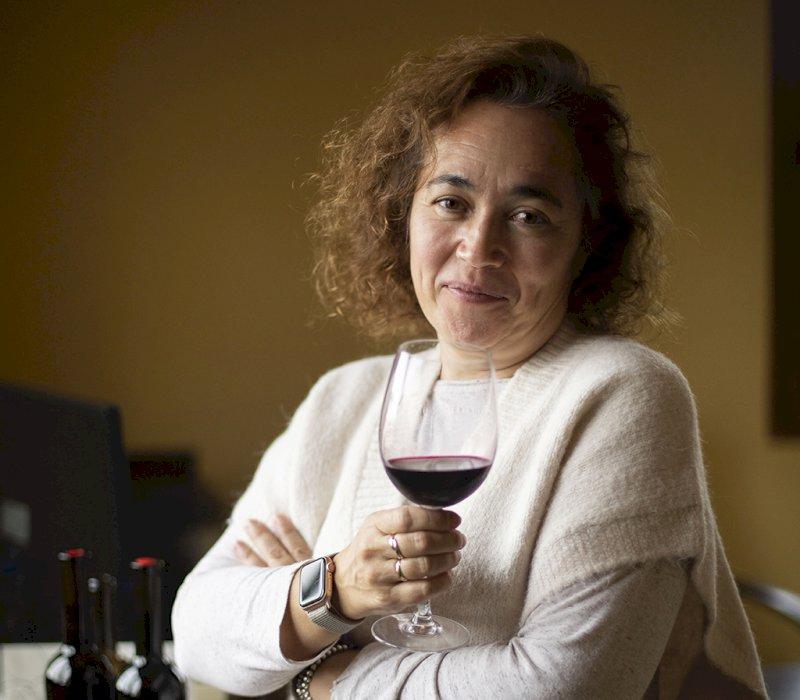 Marisol Cantarero, Pta. Asociación Ruta del Vino de Uclés