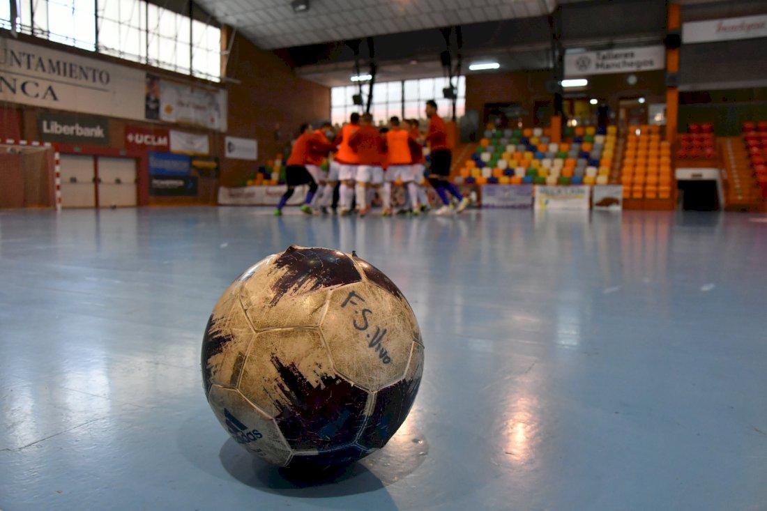 El FS VivoCuenca pone en marcha una jornada de captación para crear un equipo juvenil