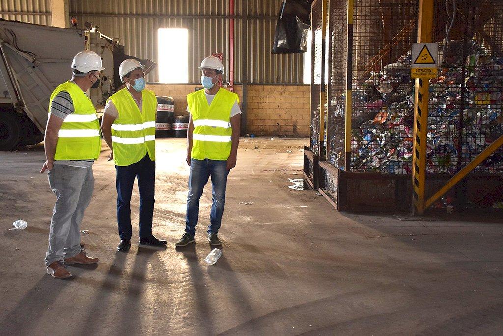 Los conquenses reciclan de enero a junio 160 toneladas más de cartón y plástico